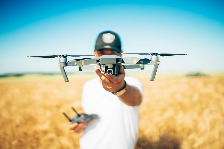 Athens Drone - Σχεδιασμός, Πτήση, Συλλογή και Φωτογραμμετρική επεξεργασία δεδομένων από ΣμηΕΑ